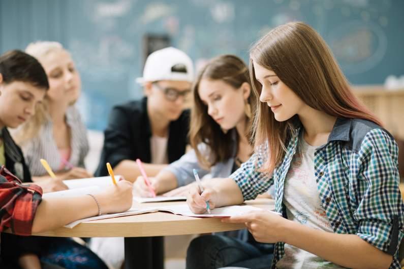 translation students
