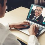 Assisting remote employees with professional development