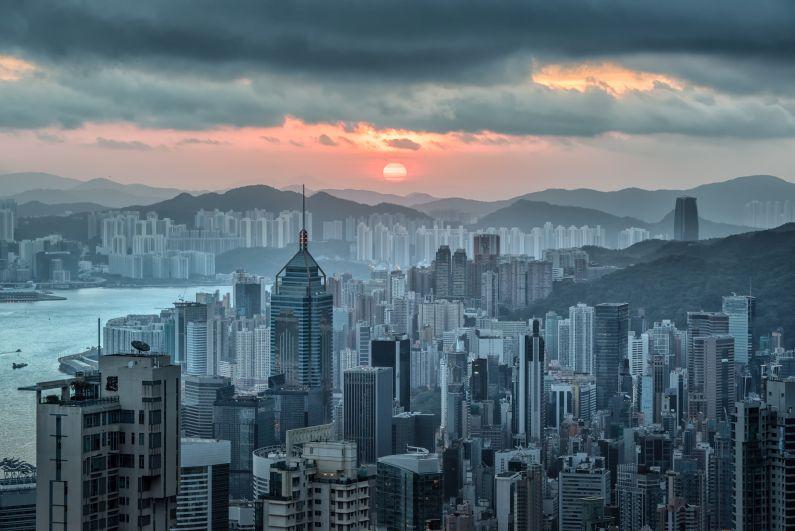 Set up a company in Hong Kong