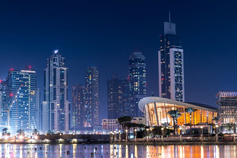 Dubai Global Business Hub